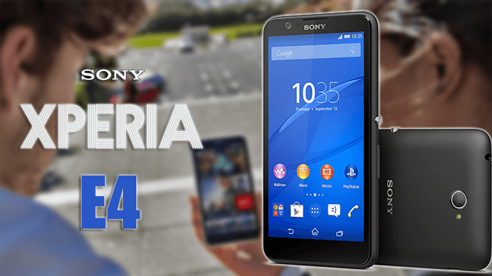 Sony Xperia E4 – Review, Specification, Features, Price and more