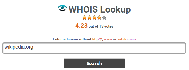 whois-lookup-wikipedia.org