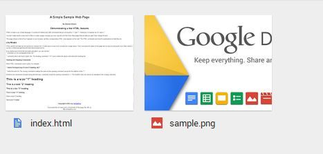 Quickly Host Your Website Pages On Google Drive   Vintaytime