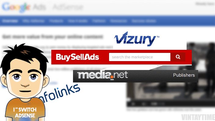 Top 9 Best and Popular AdSense Alternatives For Publishers