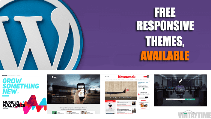 11 Modern Responsive WordPress Themes Absolutely Free