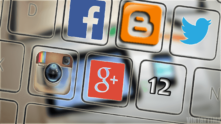 12 Brilliant Social Sharing and Bookmarking Buttons For Blogspot