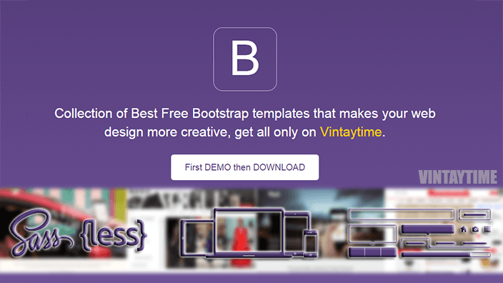 11+ Free Bootstrap HTML Themes and Templates for your Website