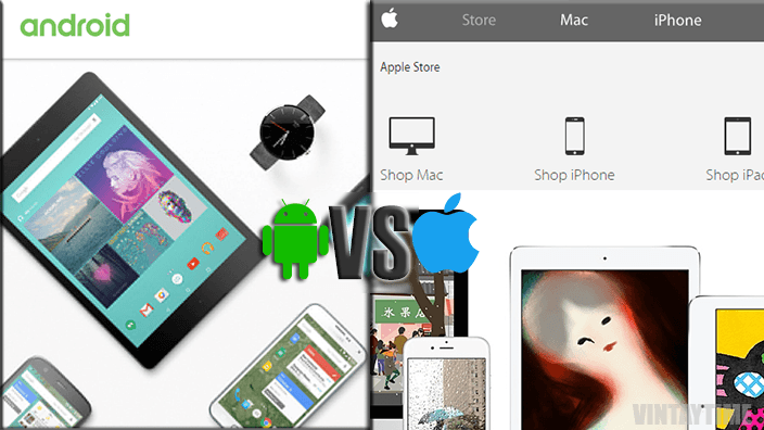 10 Android vs iOS Qualities Compared after you'll find which is better