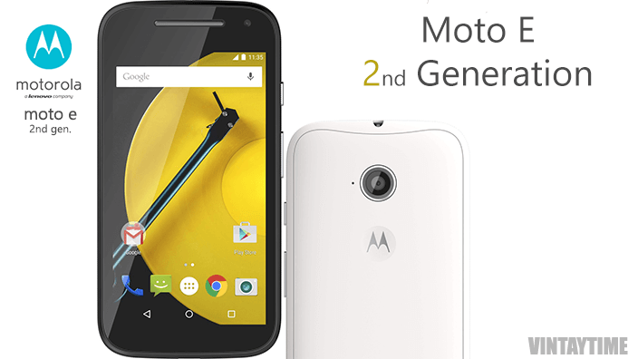 Motorola Moto E (2nd Generation) – Review, Specs, Price, 4G LTE, Colorful bands