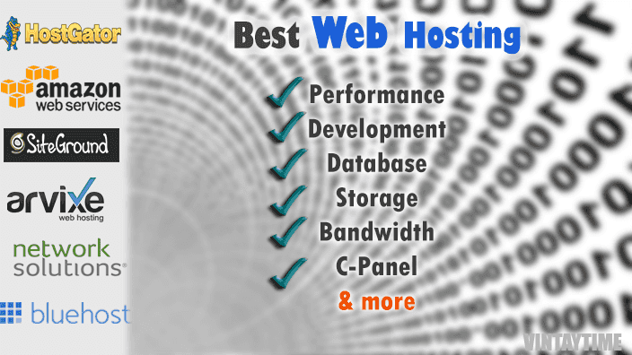 Find out the Best and Reliable Web Hosting Service Providers