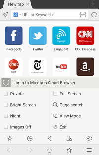 maxthon-android