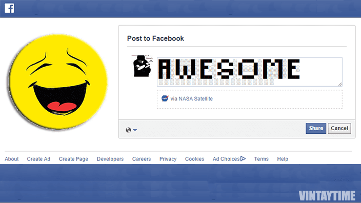 5 Funny Facebook's Statuses You Never Ever Post This Way