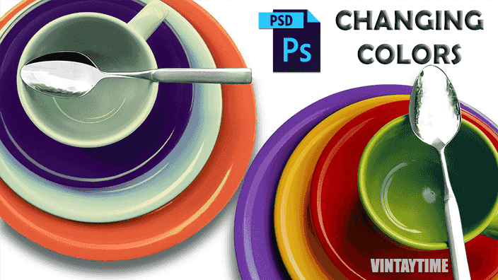 How to Change or Replace the Color in Photoshop