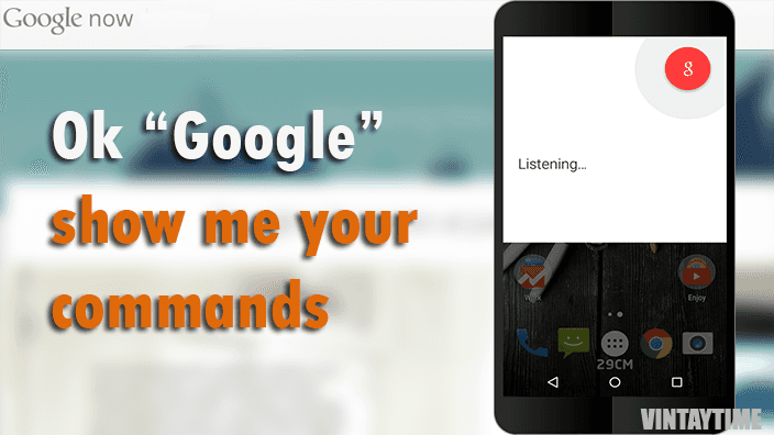 10 Google Now voice commands every user should know