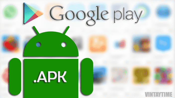 Download APK, Directly from Google Play Store with just a click