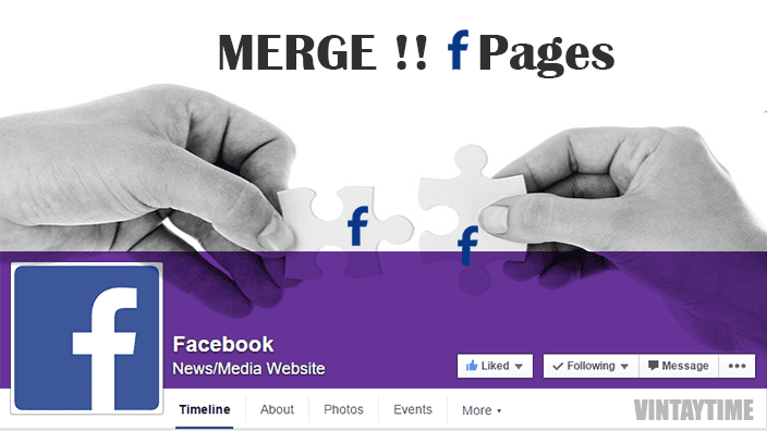 Merge Two Facebook Pages Into 1 With Fans and Followers