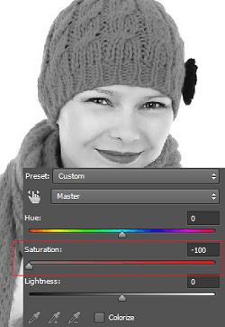 saturation-zero