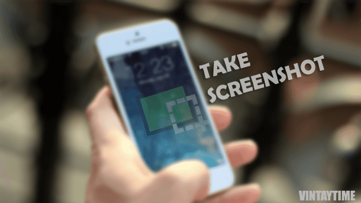 How to Take a Screenshot in Phone within 5 seconds