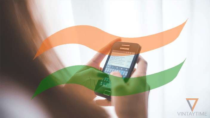 India is the 2nd largest market of mobile phone in the world