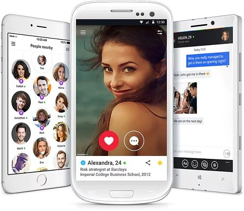 Most popular dating apps california