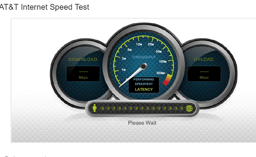 AT&T Internet Speed Test-min
