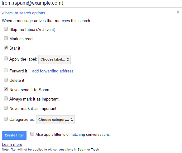 gmail-spam-filter-rules