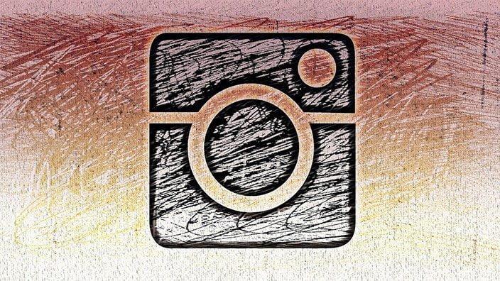 instagram sketch color
