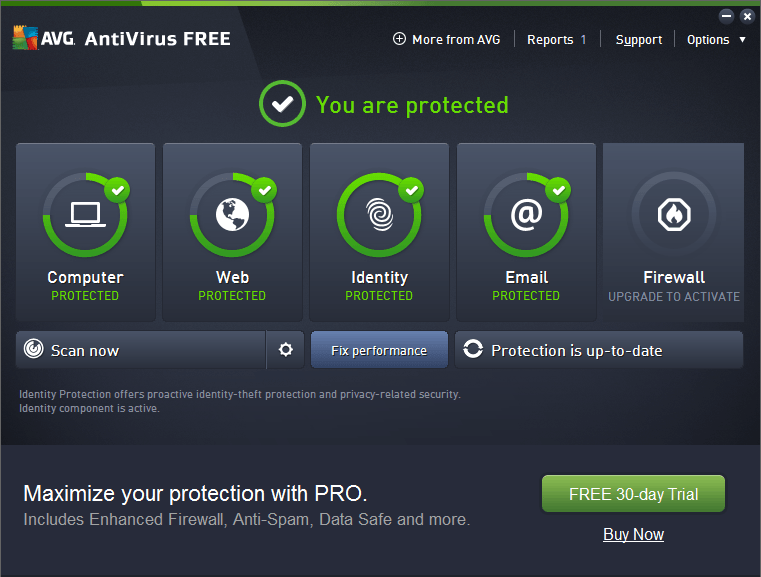 AVG Protection FREE
