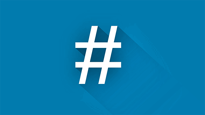 Global Top 15 Hashtags on Instagram and Twitter of all time