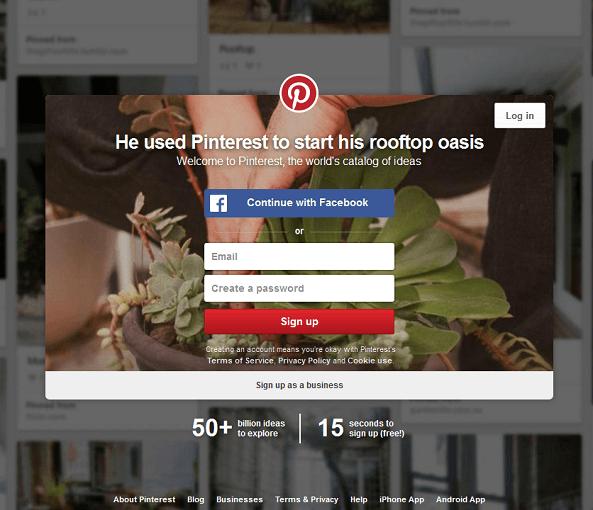 Pinterest-index