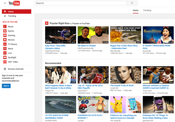 youtube-index