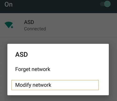 android-modify-wifi-network