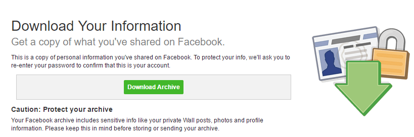 facebook-download-archive