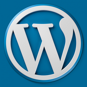 wordpress logo featured