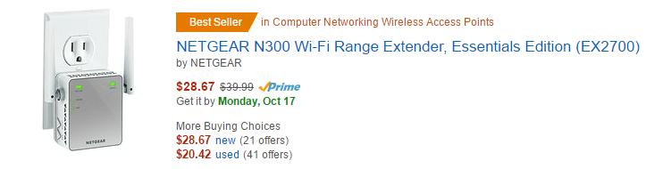netgear-n300-wifi-extender-amazon-listing