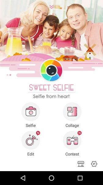 Sweet Selfie android