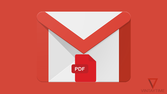 How To Convert and Save an Email From Gmail as a PDF File