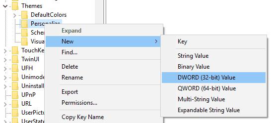 regedit-new-DWORD