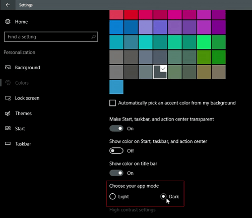 windows-10-dark-mode-app-settings