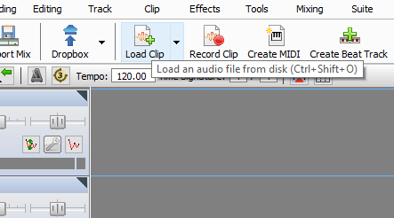 MixPad-load-clip