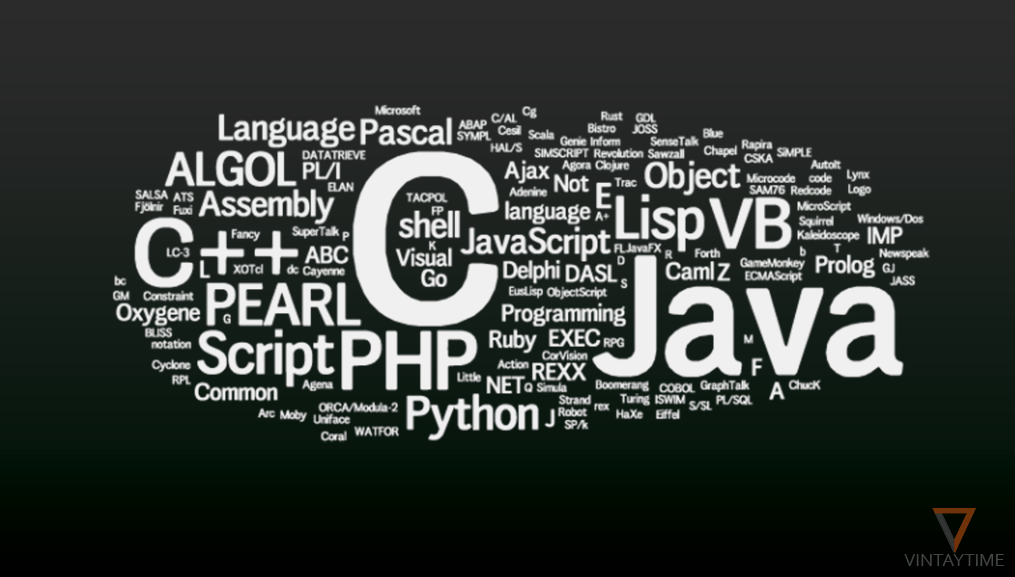 Top 15 Programming Languages For Enterprise, Mobile and Web (2016)