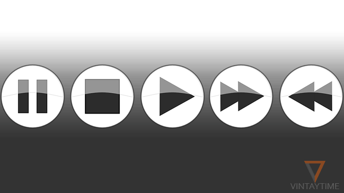 media player buttons featured