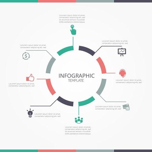 Round Infographic