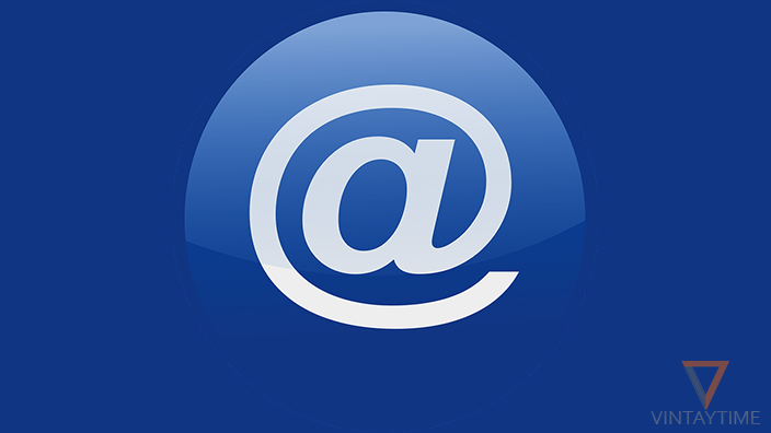 email at featured