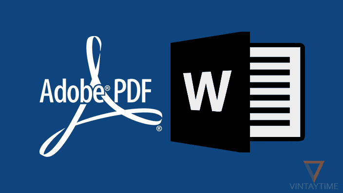 How To Convert Any PDF File To Word Document, The Right Way