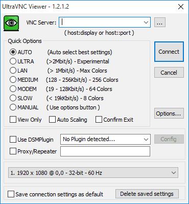 UltraVNC Viewer Windows