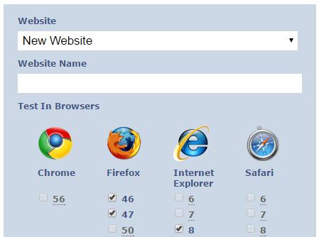 Browsera-testing