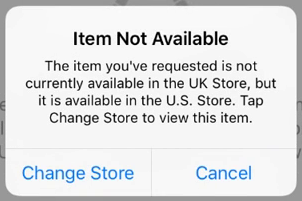 itunes-item-not-available