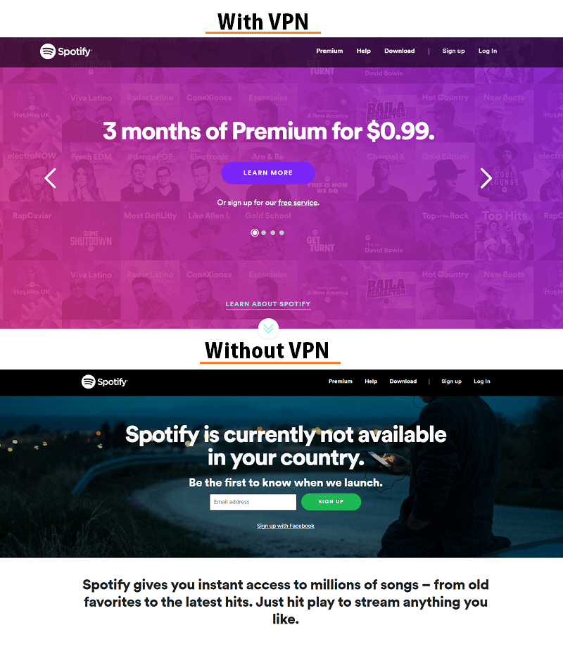 with-without-vpn-site