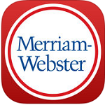 Merriam-Webster-logo-app