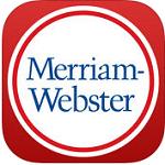 Merriam-Webster-logo-app