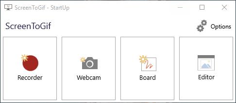 ScreenToGif software windows