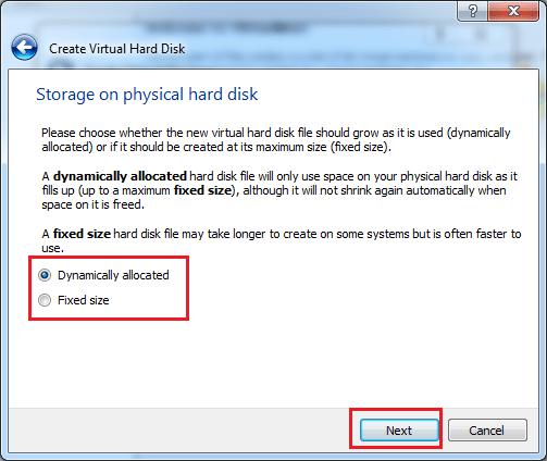 VirtualBox-storage-on-physical-hard-disk