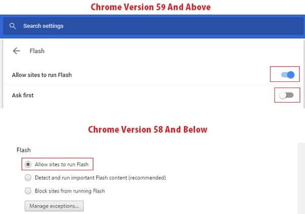 chrome-enable-flash